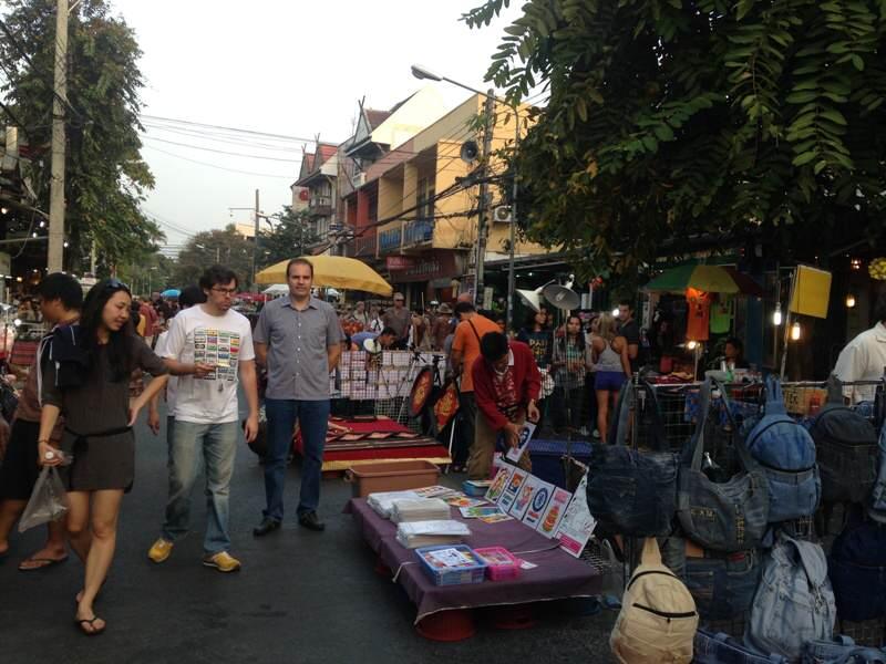 Mercados de lo Domingos