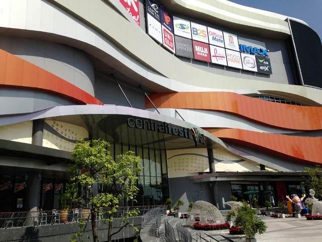 Centros comerciales en Chiang Mai