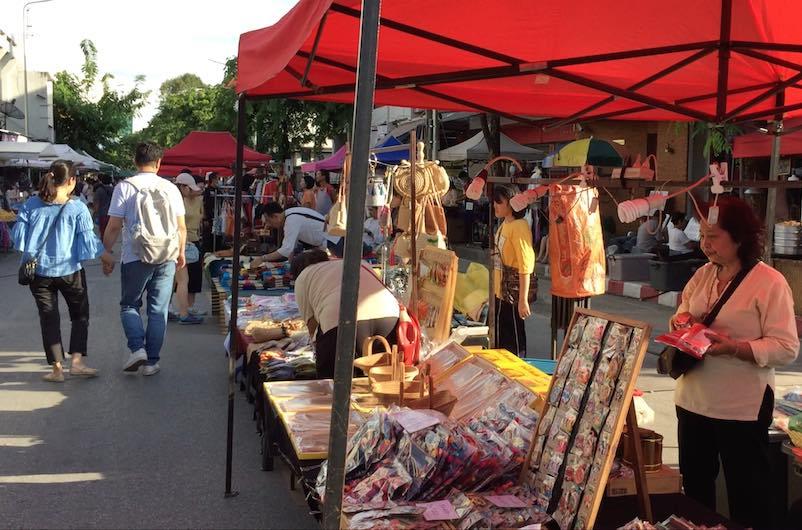 El mercado de los domingos