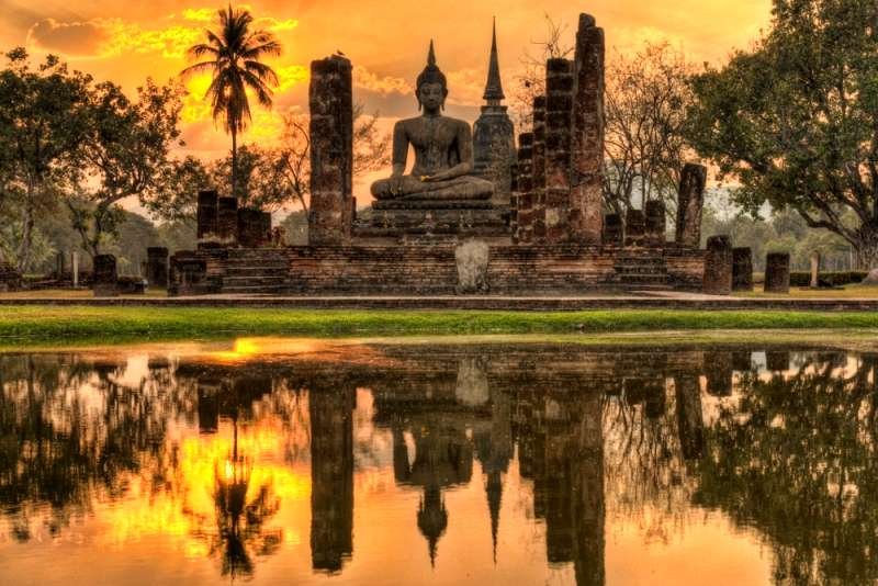 Templos de Tailandia imprescindibles