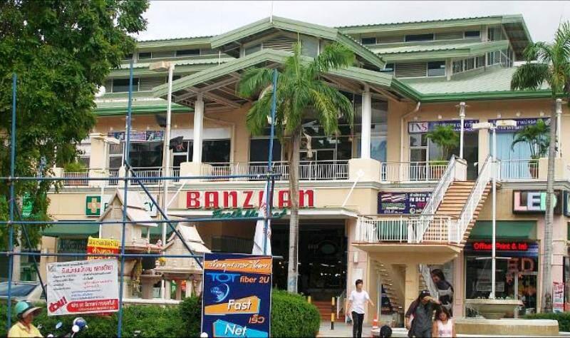 Mercado de Baanzan en Patong