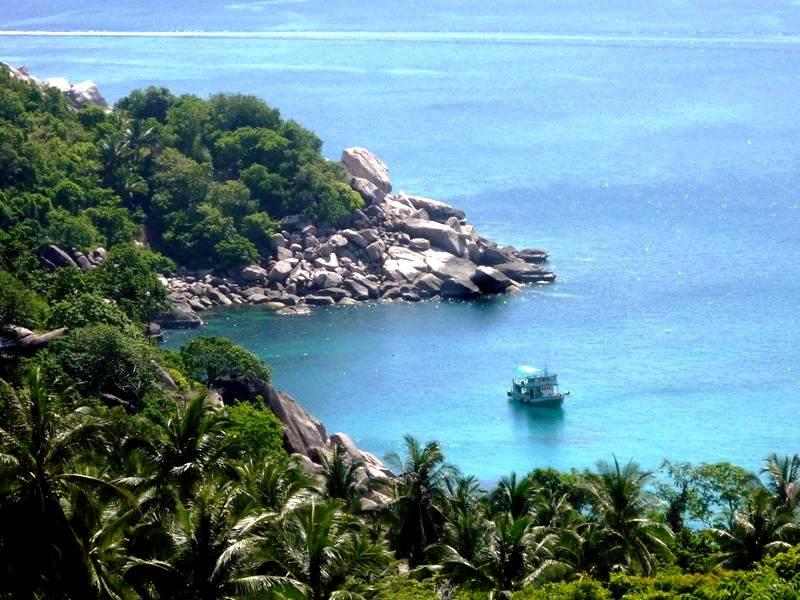 Bahías que ver en Koh Tao
