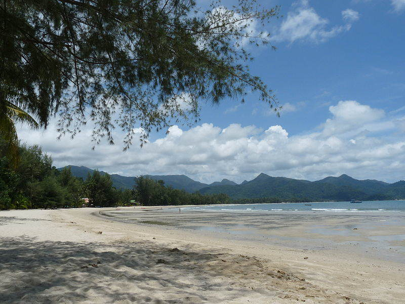 Playas de Klong Phrao Beach en Koh Chang