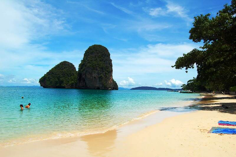 Playas de Railay
