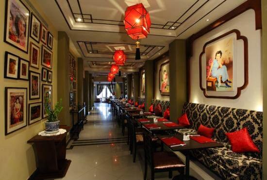 Restaurantes en el Barrio Chino de Bangkok