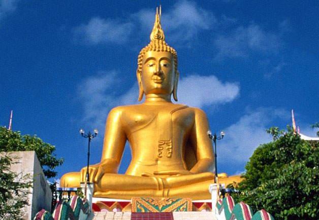 Big Buda de Koh Samui
