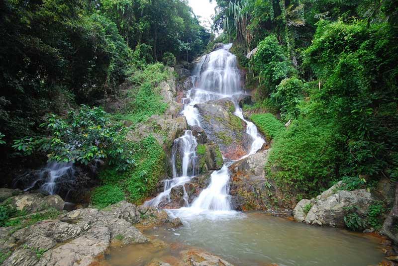 Cascadas de Namuang