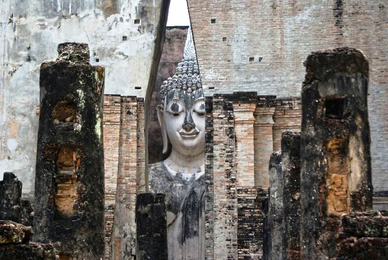 Templos de  Wat Srichum