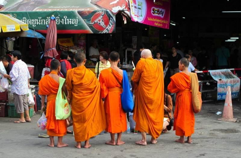 viajes a Tailandia