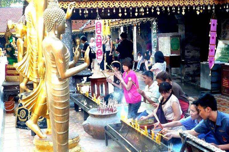 El Budismo en Tailandia