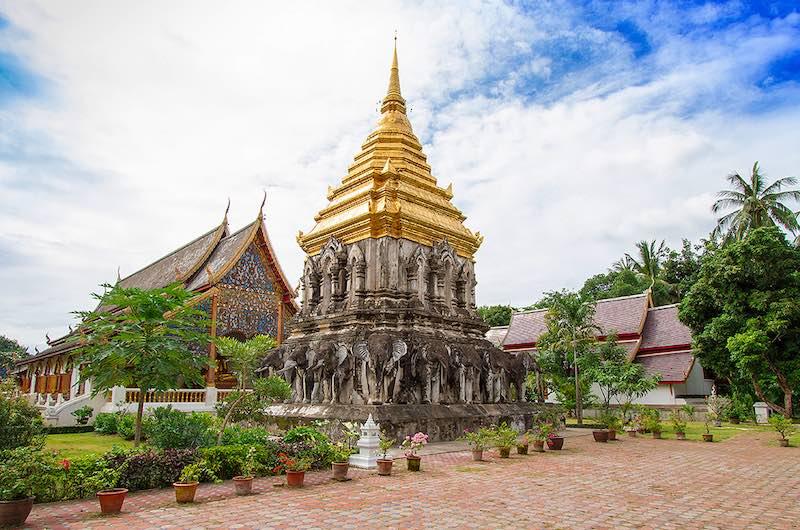 Templos en el Norte de Tailandia