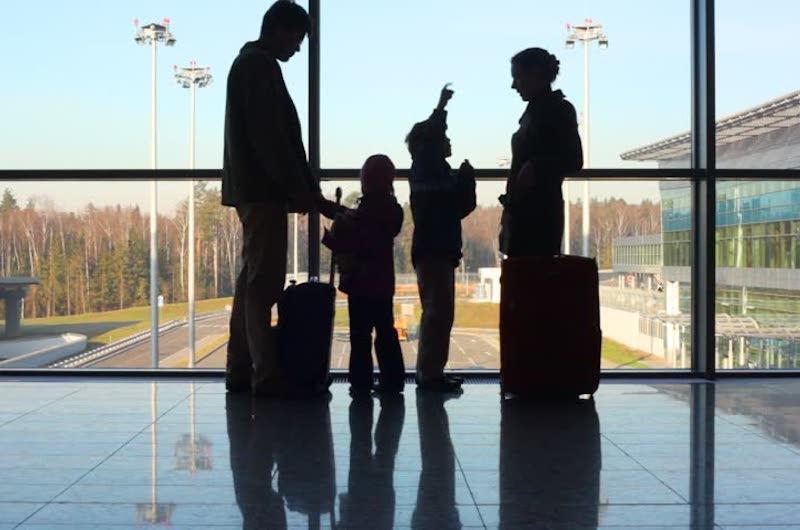 Viajar a Tailandia con niños