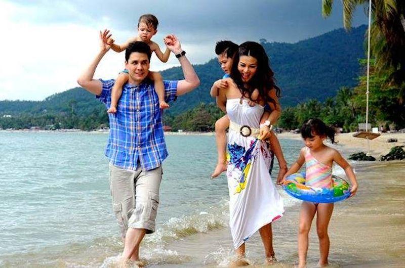 Viajar a las playas de Tailandia con niños
