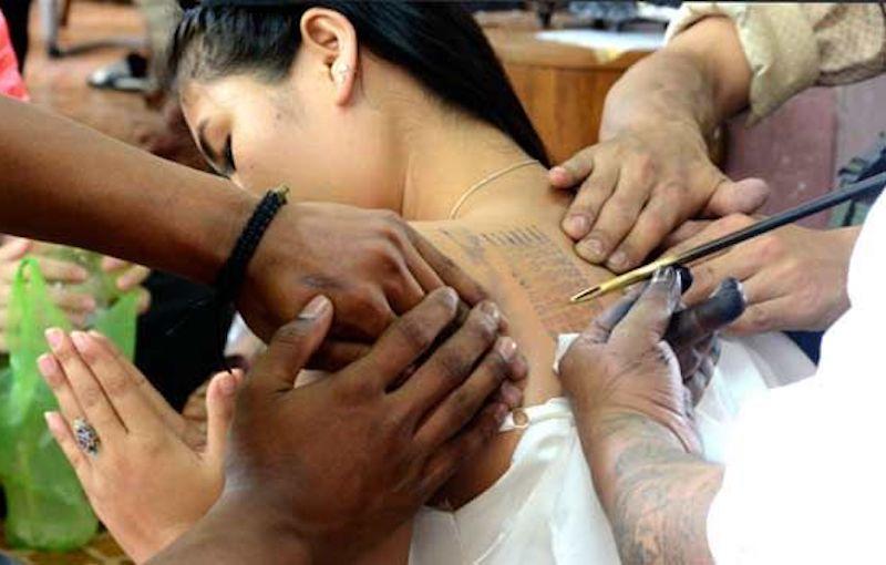 Conozcamos los tatuajes tailandeses