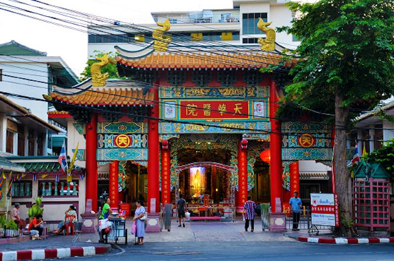 El Santuario Guan Yin