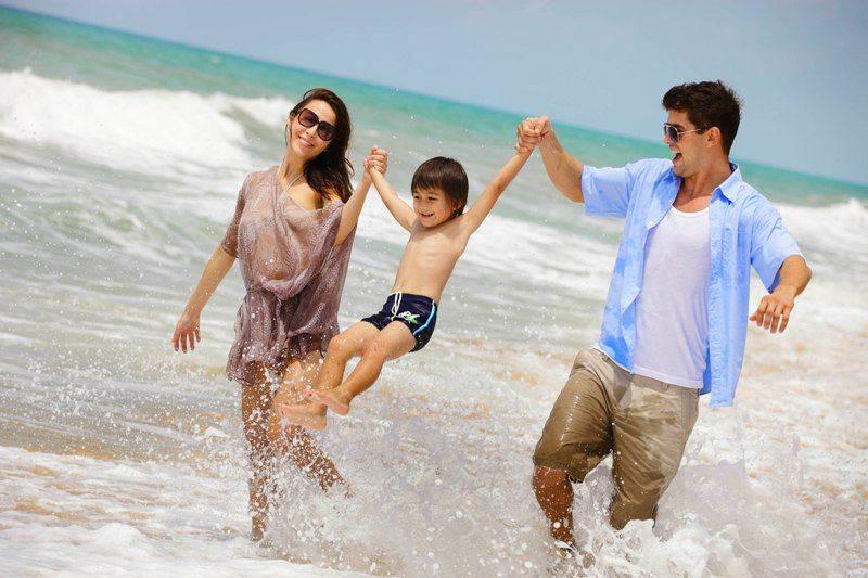 Vacaciones en familia Tailandia