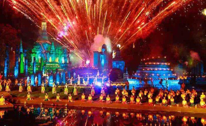 Fiestas de Tailandia
