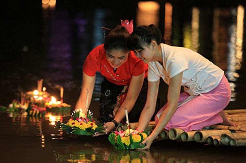 La fiesta de Loy Krathong