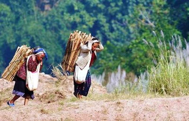 Tribus del Norte de Tailandia