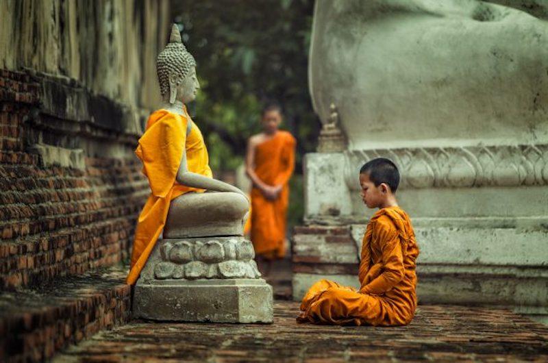 Aprende sobre meditación vipassana