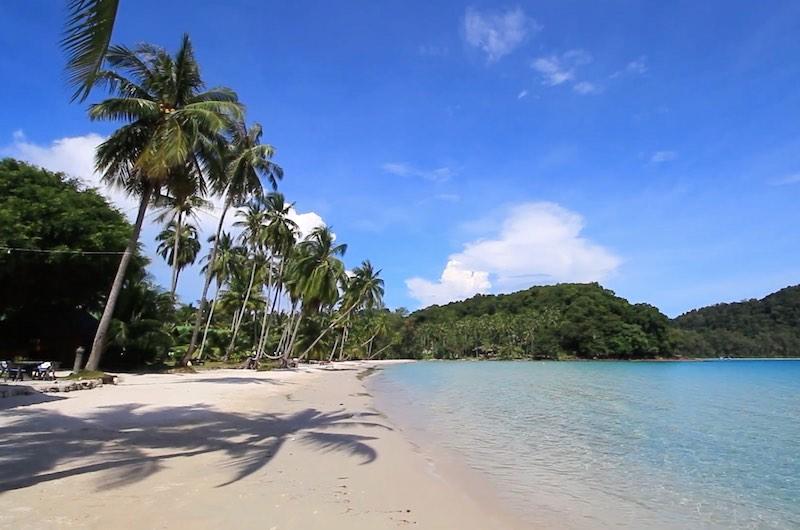 La playa de Koh Kood