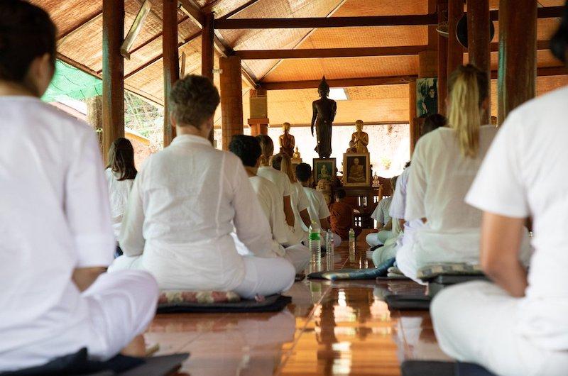 Vipassana en Tailandia
