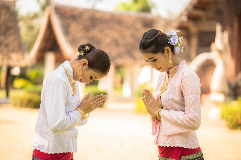 frases en tailandés Sawatdii