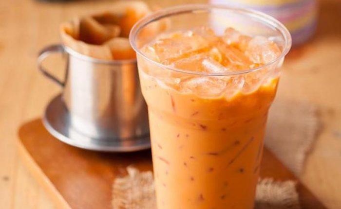 El Thai tea o té tailandés
