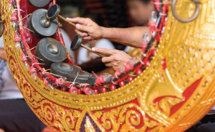 instrumentos musicales tailandia