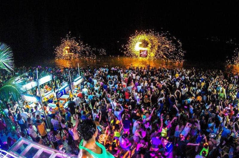 Vida nocturna en Koh Samui: una de las islas más famosas de Tailandia