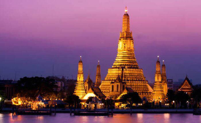 curiosidades bangkok