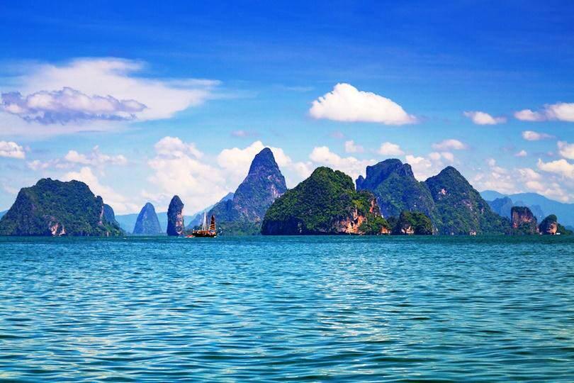 Lo mejor de las islas de Tailandia