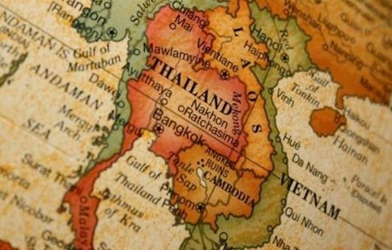 Tailandia historia milenaria