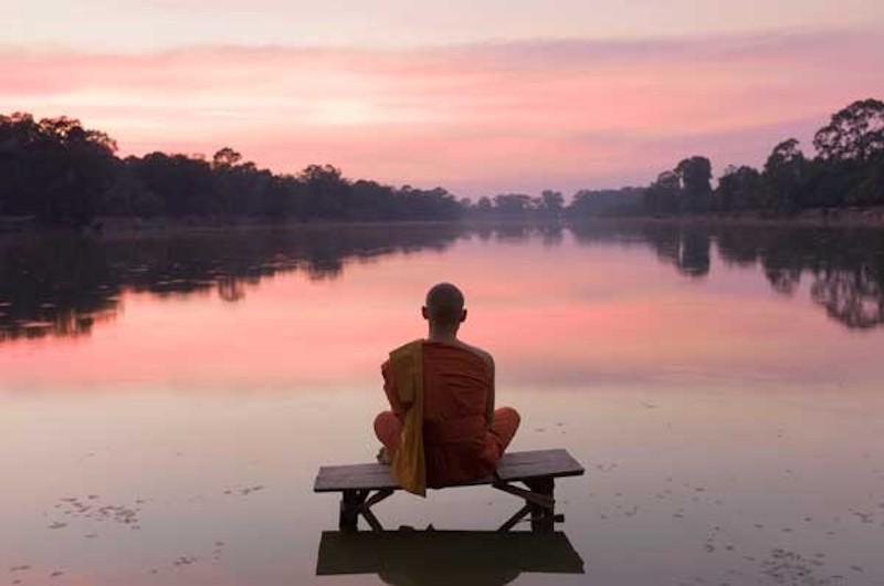 Tailandia y meditación