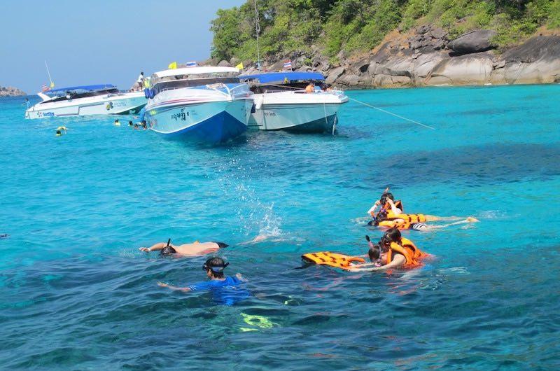 islas similan: Koh Ha