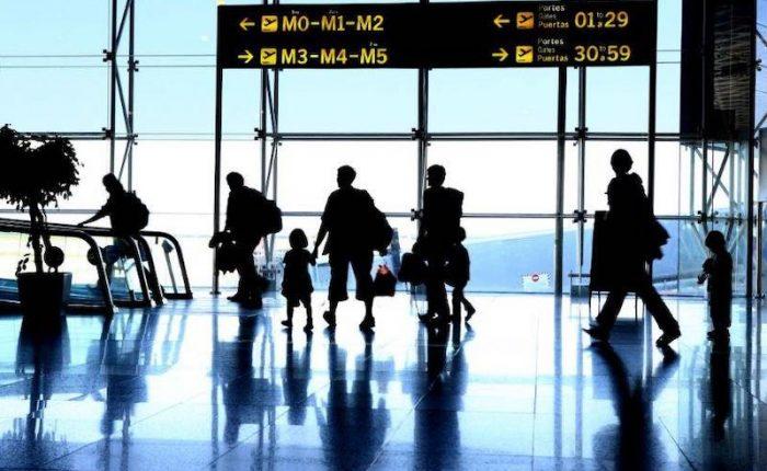 Derechos pasajeros avión