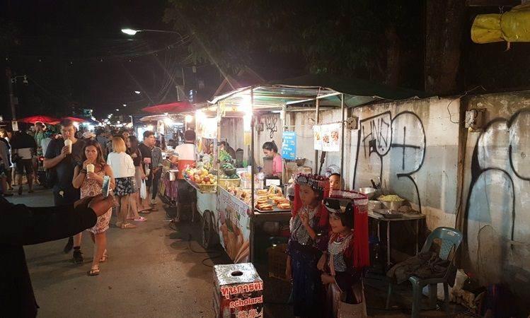 Mercado Nocturno de Pai