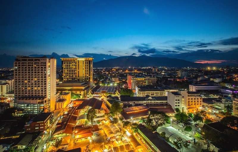 Donde alojarse en Chiang Mai
