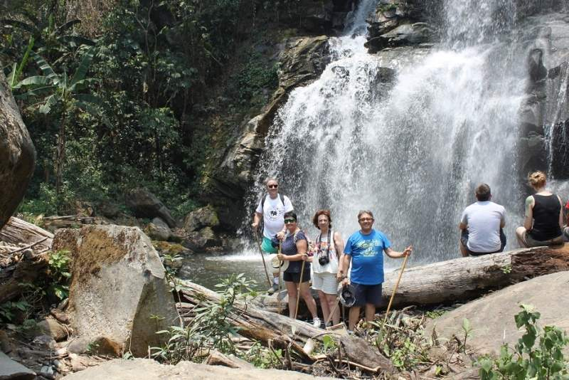 Excursion Doi Inthanon Con Trekking