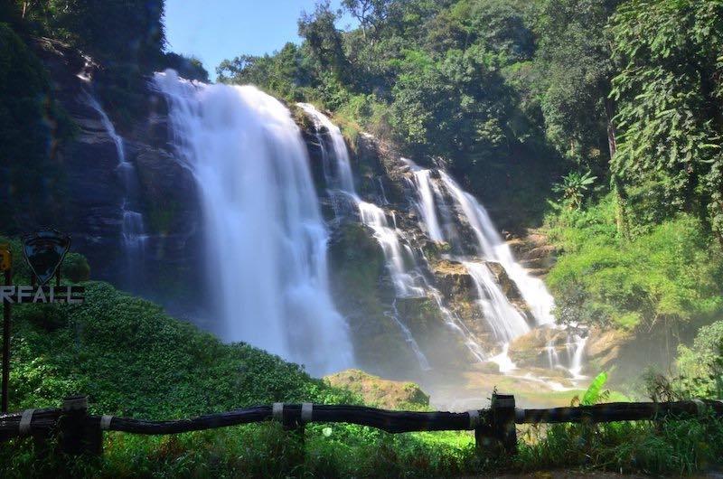 cascadas de Wachiratan
