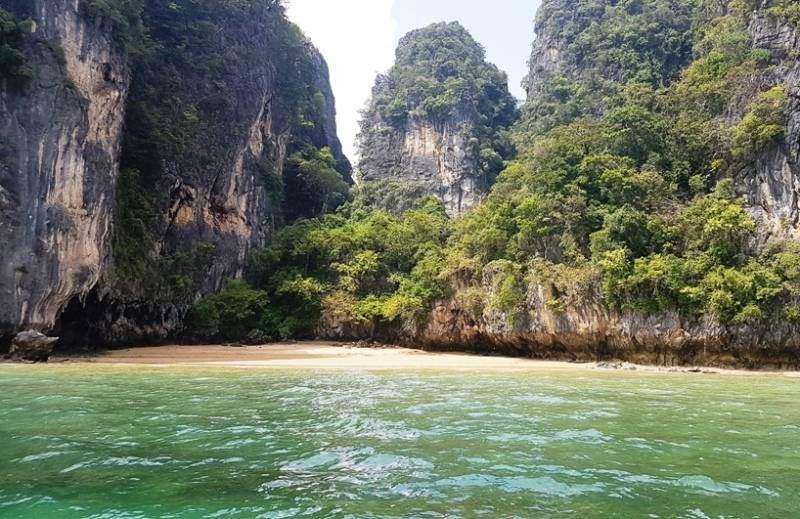 Excursion en barco desde Koh Yao Noi