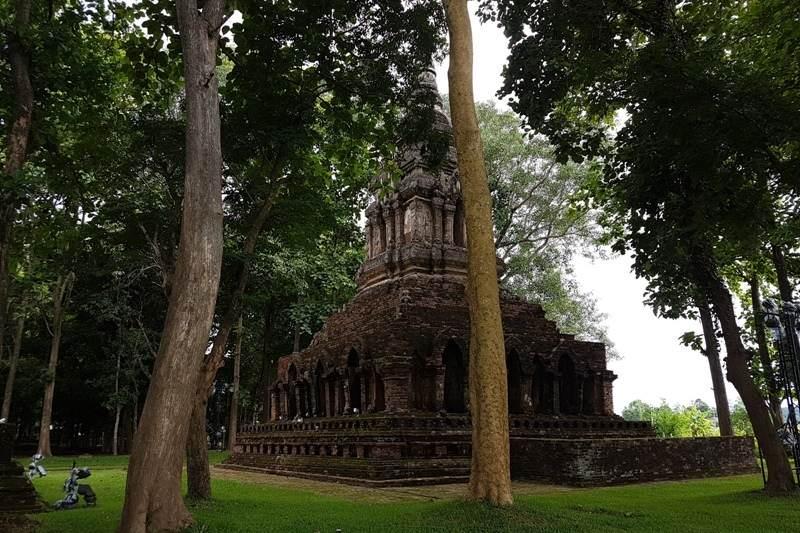 Templos de Chiang Saen en Chiang rai
