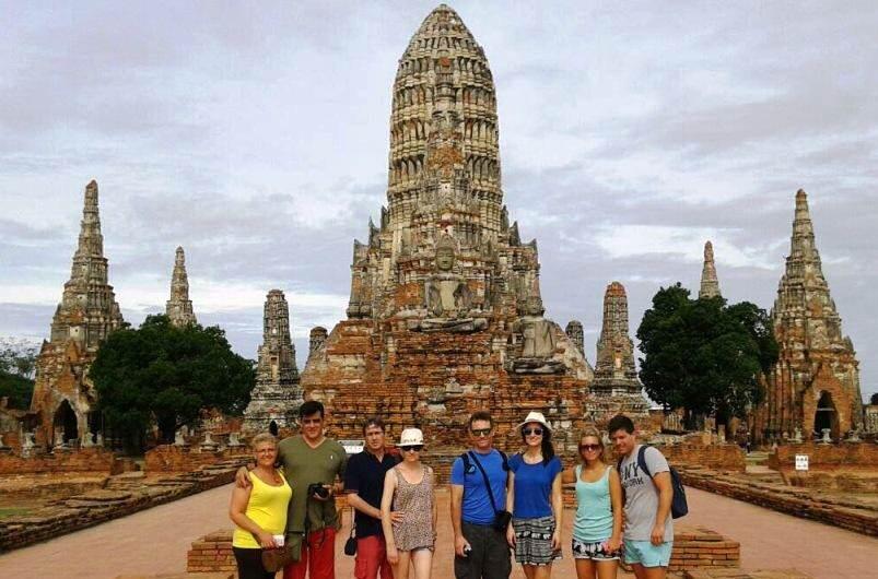 Que ver en Tailandia en 15 días