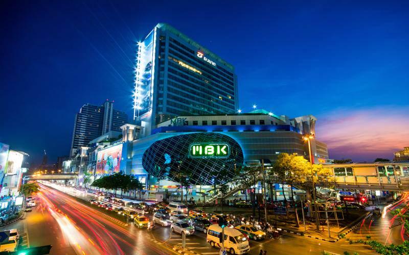 Centro Comercial MBK Bangkok