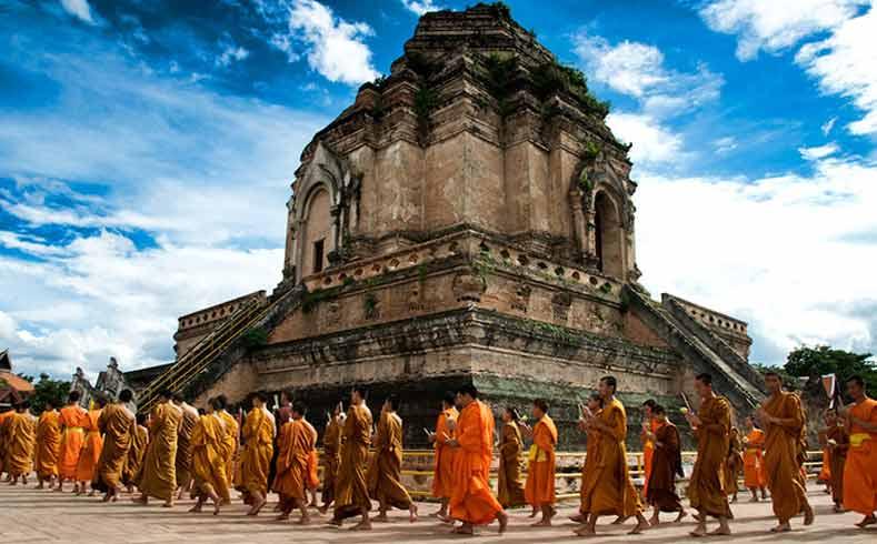 Templo de Wat Chedi Luangt