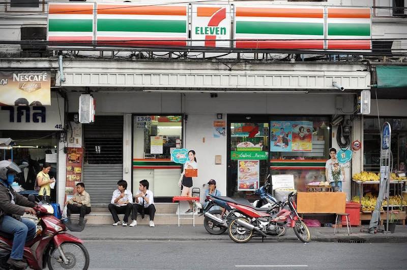 7-Eleven en Tailandia