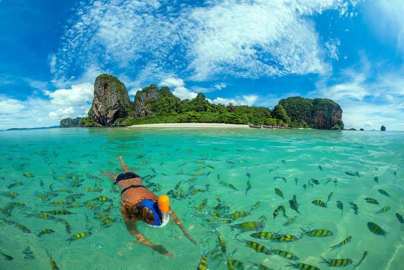 Excursion Islas Phi Phi con snorkel