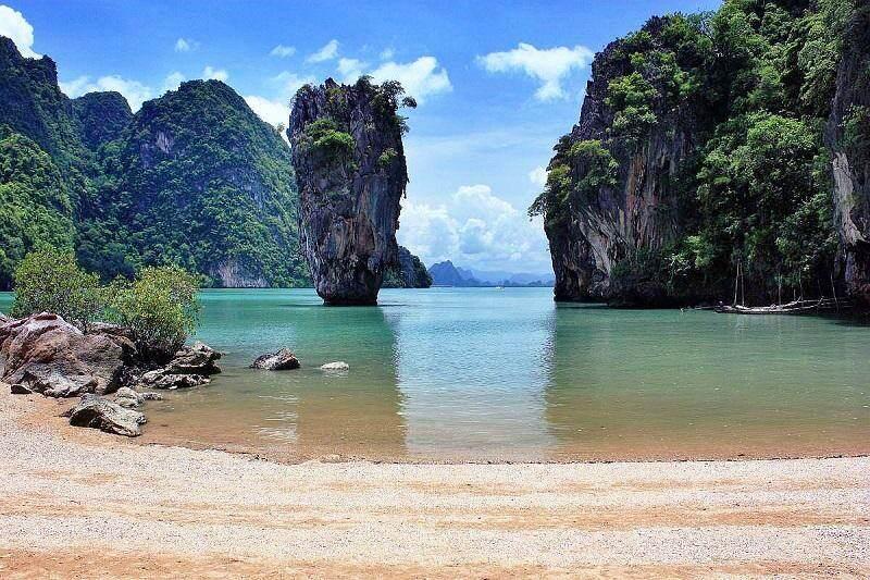 Excursion Phang Na e Isla de James Bond