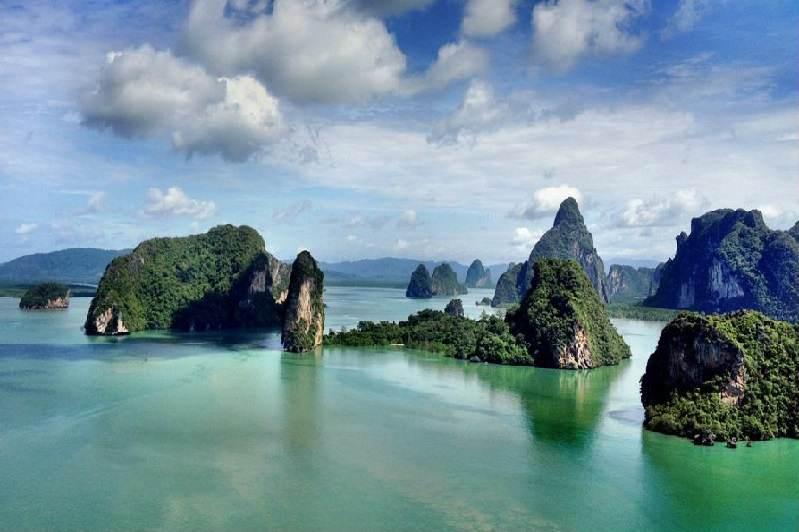 Excursion Phang Na y James Bond Island
