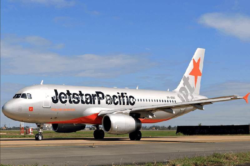 Vuelos internos en Vietnam con  Jet Star Pacific